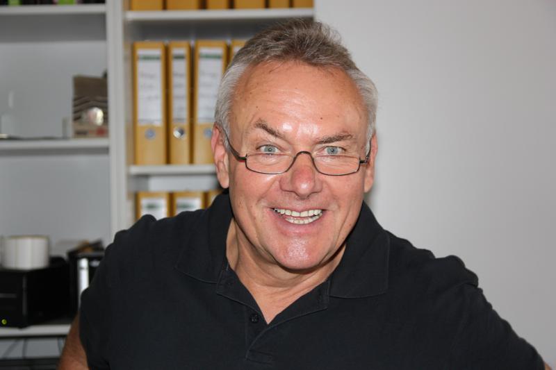 Geschaeftsfuehrer Wolfgang Thein Bild